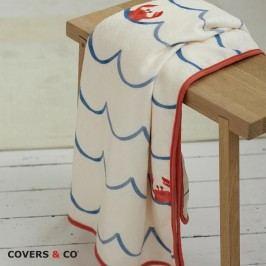 Deka Covers & Co Krabi 130x170 cm barevná