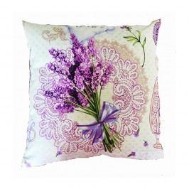 Povlak na polštářek Lavender 40x40 cm fialová