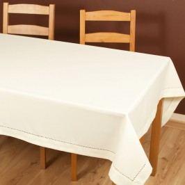 Ubrus Anna krémový 110x160 cm polyester