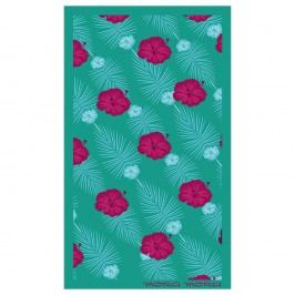 Plážová osuška Flower 100x170 cm barevná