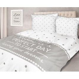 Povlečení Perfect day 220x200 dvojlůžko - standard bavlna