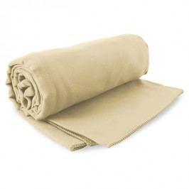 Rychleschnoucí ručník Ekea béžový 60x120 cm béžová