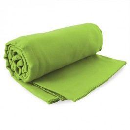 Rychleschnoucí osuška Ekea zelená 100x200 cm zelená