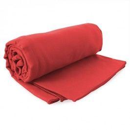 Sada rychleschnoucích ručníků Ekea červená Set červená