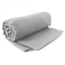 Sada rychleschnoucích ručníků Ekea šedá Set šedá