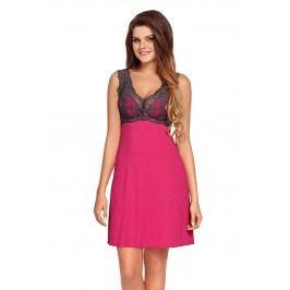 Luxusní košilka Larisa  růžová