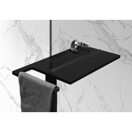 Huppe Select+ Shower Board Black Edition (SL2401123)
