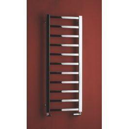 Koupelnový žebřík P.M.H. GALEON G3BL - Strukturální černá, 500 x 1280 mm