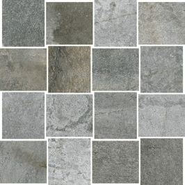 Mozaika Del Conca Climb grey mozaika 30x30 cm, mat HCL533MOZ