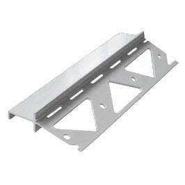 Lišta balkonová PVC, 14 mm LBK14250