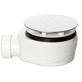 Sifon ke spr.vaničce prům.90mm,nízký CR ESLIMCR90