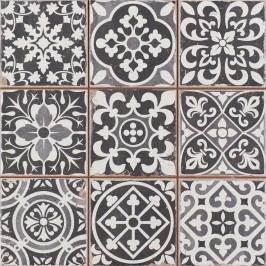 Dlažba Peronda FS Faenza negro 33x33 cm, mat FSFAENZAN