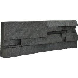 Obklad Kámen lámaný tmavě šedý V53006