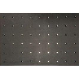 Dekor Pilch Etna černá 3 30x45 cm, mat DETNA3C