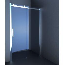 Sprchové dveře Anima T-Linea posuvné 120 cm, čiré sklo, chrom profil TLD120TP