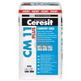 Lepidlo Ceresit CM11 Plus 25 kg šedá (C1T) CM11P25