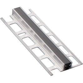 Lišta dilatační hliník šedá, 10/12 mm, 250 cm ALDL122504