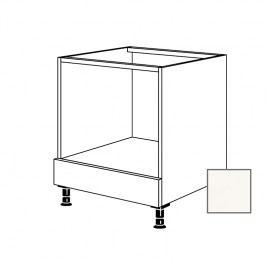 ERIKA24 Kuchyňská skříňka spodní 60 cm pro vestavnou troubu , bílá les 450.HUB