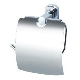 Držák toaletního papíru Cube Way nástěnný, oblý SPI25