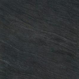 Dlažba Fineza Polar black černá 60x60 cm, mat, rektifikovaná POLARBL60BK