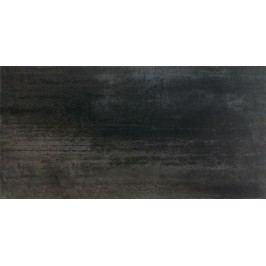 Obklad Rako Rush černá 30x60 cm, pololesk, rektifikovaná WAKV4523.1
