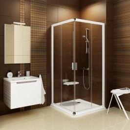 Sprchový kout RAVAK BLRV2K-120 bílá+Transparent 1XVG0100Z1
