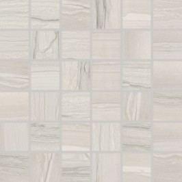 Mozaika Rako Boa světle šedá 30x30 cm, mat, rektifikovaná WDM06526.1