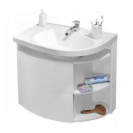 RAVAK SDU Rosa Comfort L bílá/bílá X000000328