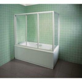 Vanová zástěna RAVAK APSV-70 bílá+transparent 95010102Z1