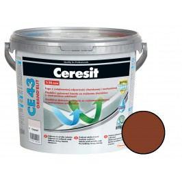 Spárovací hmota Ceresit CE43 5 kg terra (CG2WA) CE43555