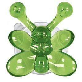 Nástěnný háček s přísavkou Crazy Hooks, zelená 5068657887