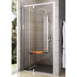 Sprchové dveře RAVAK PDOP2-120 bílá+transparent 03GG0100Z1