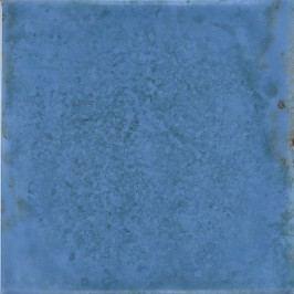 Obklad Del Conca Corti di Canepa blu 20x20 cm, lesk CM25