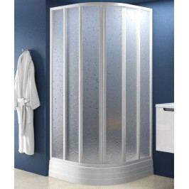 Sprchový kout RAVAK SKKP6-80 bílá+transparent 32040100Z1