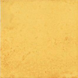Obklad Del Conca Corti di Canepa giallo 20x20 cm, lesk CM23
