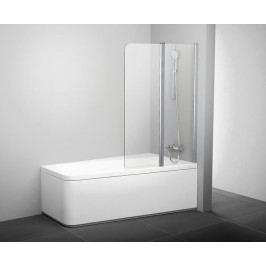 Vanová zástěna RAVAK 10° 10CVS2-100 R bílá+Transparent 7QRA0103Z1