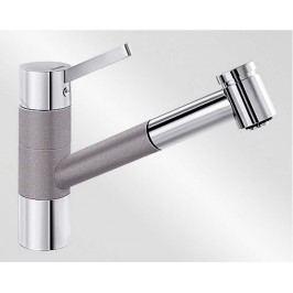 Blanco TIVO-S aluminium/chrom 517611