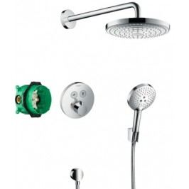 Hansgrohe Raindance Select E - Designová ShowerSelect, chrom 27297000