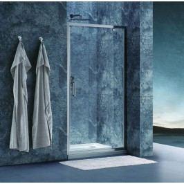 Sprchové dveře Siko TEXP 100 cm, čiré sklo, chrom profil, univerzální SIKOTEXP100CRT