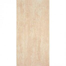 Dlažba Rako Travertin okrová 30x60 cm, reliéfní DARSA034.1