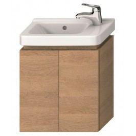 Skříňka pod umývátko Jika Cubito 45 cm, dub H40J4202005191