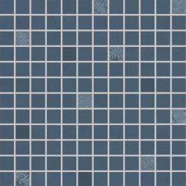 Mozaika Rako Up tmavě modrá 30x30 cm, lesk, rektifikovaná WDM02511.1