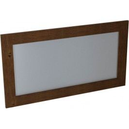 Zrcadlo Naturel Country 130 cm, hnědá SIKONSB061