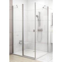 Sprchový kout RAVAK CRV2-100 bright alu+Transparent 1QVA0C00Z1