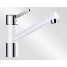 Blanco dřez.baterie TIVO bílá/CR 517603