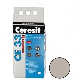 Spárovací hmota Ceresit CE33 2 kg šedá (CG2) CE33207