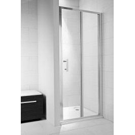 JIKA sprchové dveře 90 skládací transp SIKOKJCU55242T