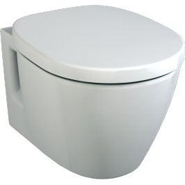 Závěsné WC Ideal Standard Connect Space, zadní odpad, 48cm E801801