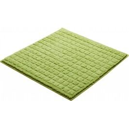 Koupelnová předložka polyester Grund 55x55 cm, zelená SIKODGEMI556