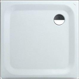 Laufen PLATINA ocelová čtvercová 90x90cm, bílá, H2150020000401